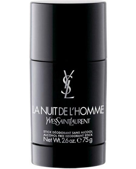 Image of   Yves Saint Laurent Deodorant Stick - La Nuit De Lhomme - 75 G.