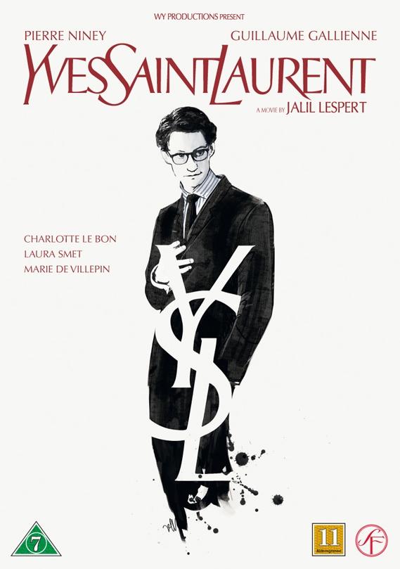 Image of   Yves Saint Laurent - DVD - Film