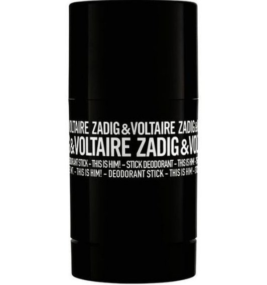 Image of   Zadig And Voltaire Deodorant This Is Him - 75 Ml.