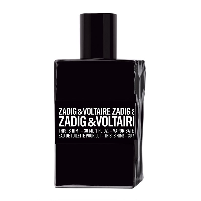 Zadig & Voltaire This Is Him - 30 Ml.