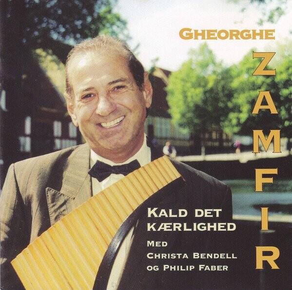 Image of   Gheorghe Zamfir - Kald Det Kaerlighed - CD