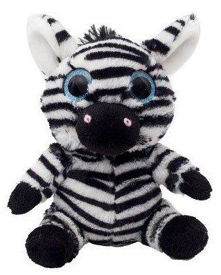 Zebra Bamse - 15 Cm - Orbys