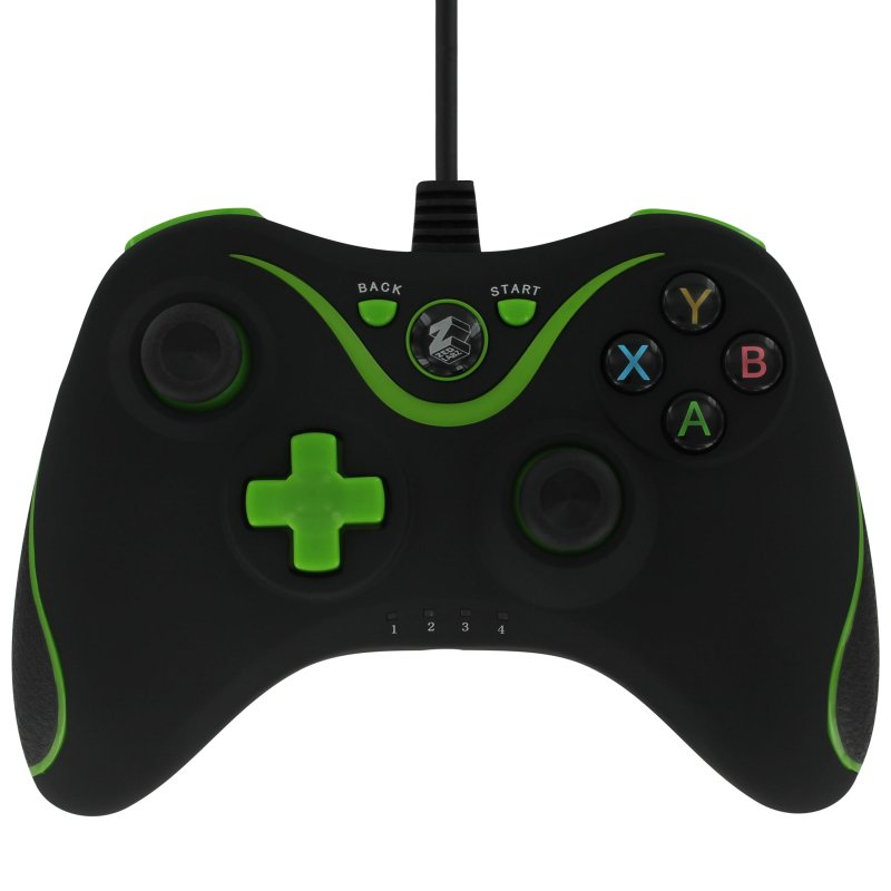 Billede af Wired Xbox One Controller - Zedlabz