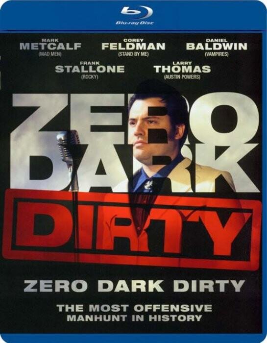 Billede af Zero Dark Dirty - Blu-Ray