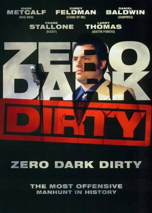 Billede af Zero Dark Dirty - DVD - Film