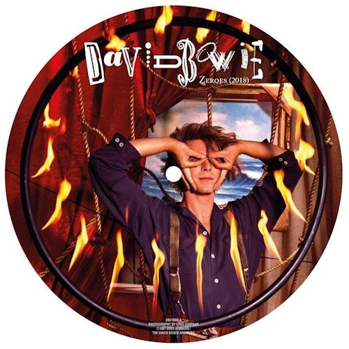 "David Bowie - Zeroes - 7"" Picture Disc - Vinyl / LP"