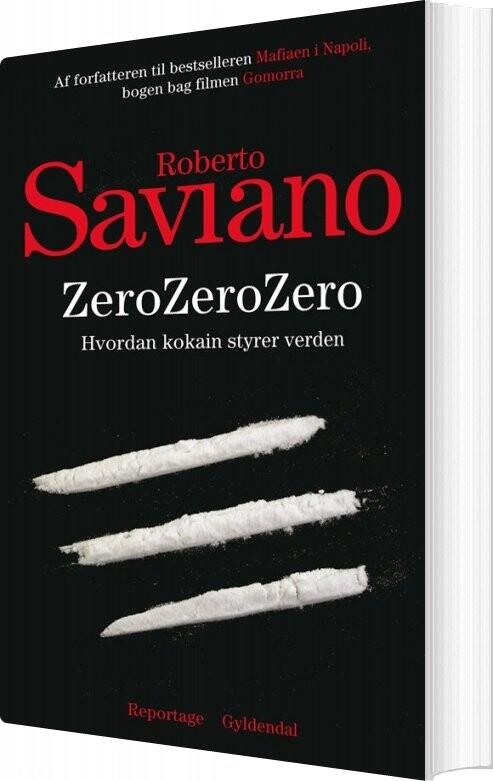 Zerozerozero - Roberto Saviano - Bog