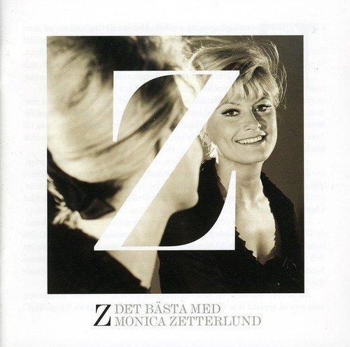 Image of   Monica Zetterlund - Z - Det Bästa Med - CD