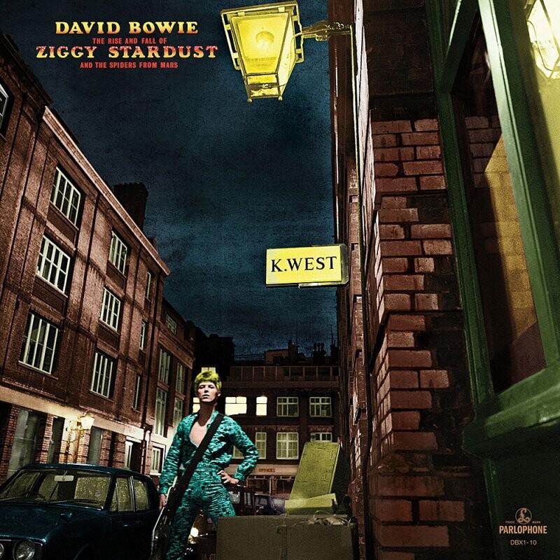 Image of   David Bowie - Ziggy Stardust - CD