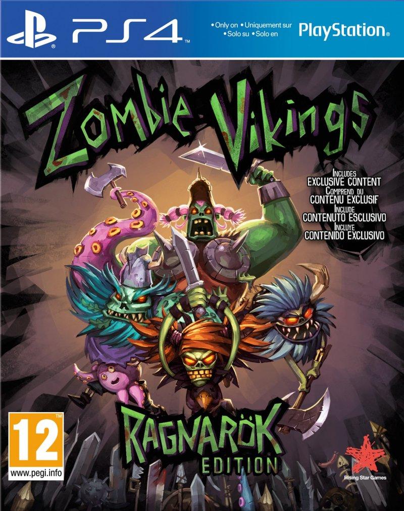 Zombie Vikings: Ragnarok Edition - PS4