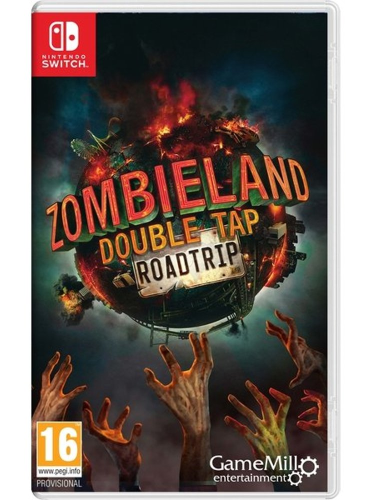 Image of   Zombieland: Double Tap - Road Trip - Nintendo Switch