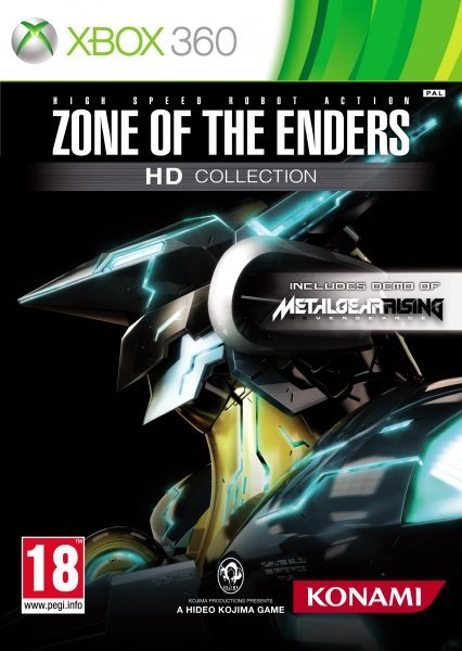 Image of   Zone Of The Enders Hd Collection (with Mg Rising Demo) - Xbox 360