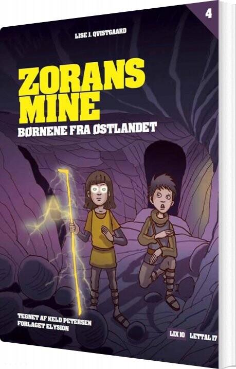 Zorans Mine - Lise J. Qvistgaard - Bog