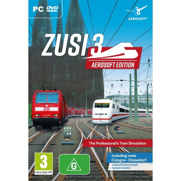 Image of   Zusi 3 - Train Simulator - PC