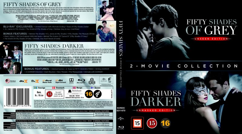 Shades freed danmark fifty Fifty Shades