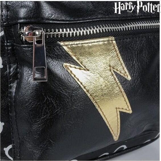 Harry Potter Taske 22x22,5x11,4 Cm Sort