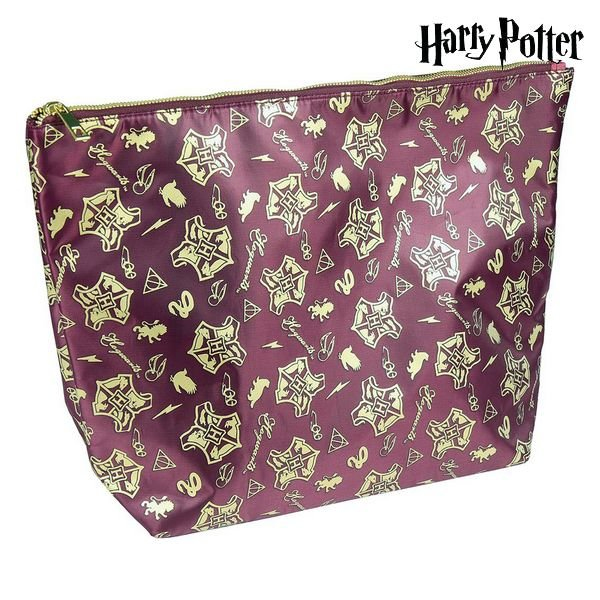 Harry Potter Taske Håndtaske Rødbrun