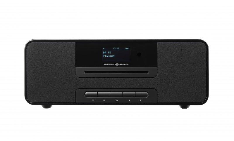 Dab+ Radio Med Cd Afspiller Og Bluetooth - Irc Ikr1360 - Sort → Køb billigt her