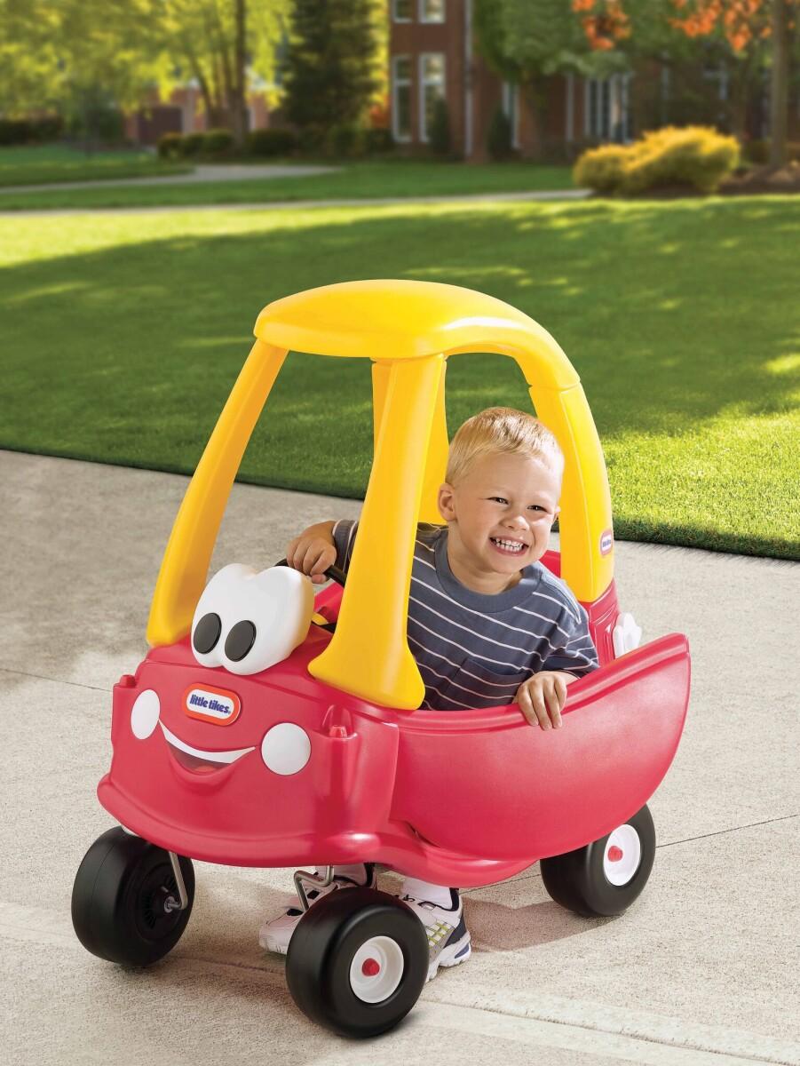 Højmoderne Little Tikes Gåbil Cozy Coupe → Køb billigt her EV-25