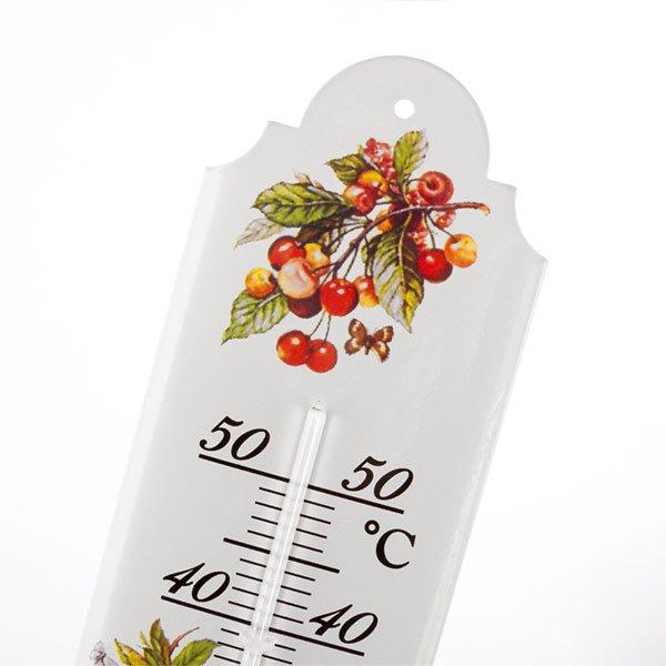 Fabriksnye Oh My Home - Udendørs Termometer Til Væg → Køb billigt her WE-65