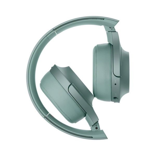 Sony Trådløs Bluetooth Hovedtelefoner 24 Timers Musik Wh h800 Grøn