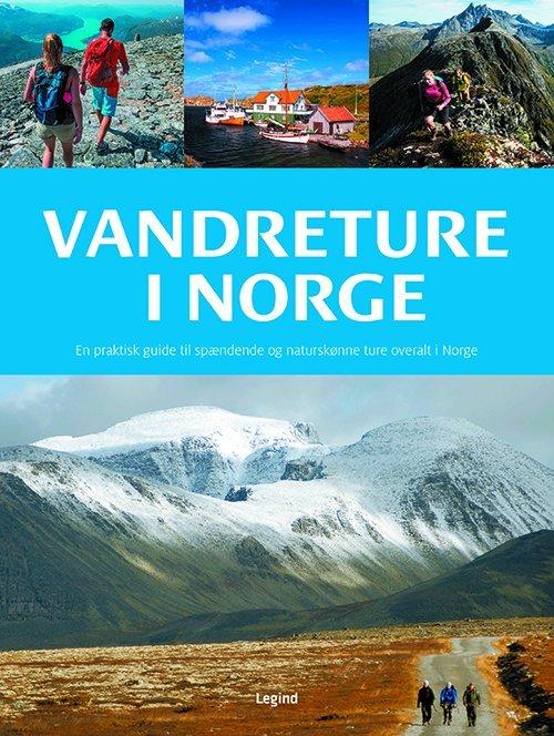 Vandreture I Norge Af Terje Karlung Haeftet Bog Gucca Dk