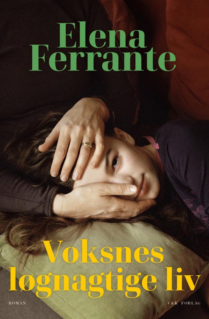 Elena Ferrante Napoli Sarja